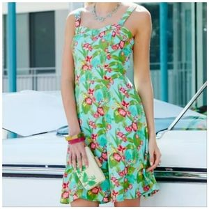 Matilda Jane Hello Lovely By the Bay Floral Dress